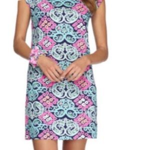 Lilly Pulitzer Robyn Dress in Behind The Gates